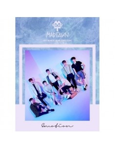 MAD TOWN 3rd Mini Album - EMOTION CD + Poster