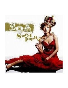 BOA SWEET IMPACT (CD+DVD)