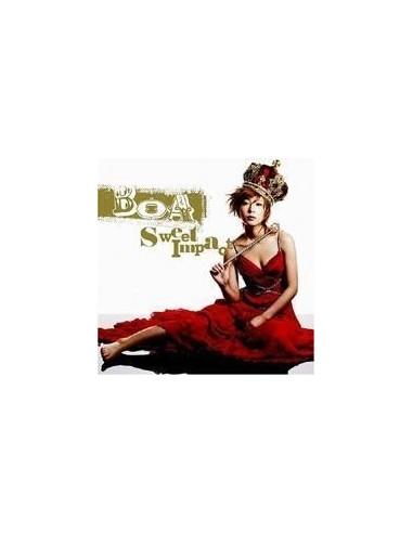 BOA SWEET IMPACT (CD+DVD)