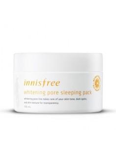 [INNISFREE] WHITENING PORE SLEEPING PACK 100ml