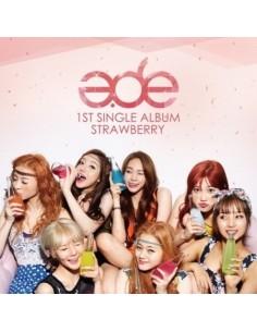 A.DE 1st Mini Album - STRAWBERRY CD