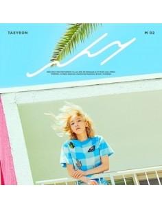 Girls Generation TAEYEON 2nd Mini Album - WHY CD + Poster