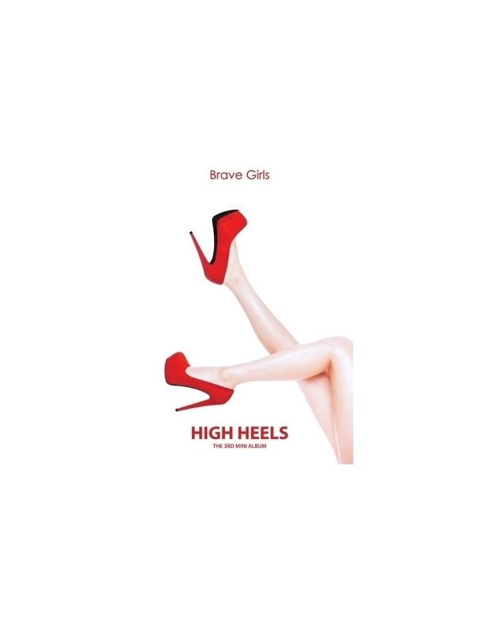 BRAVE GIRLS 3rd Mini Album - HIGH HEELS CD