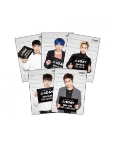 FTISLAND 스4DAY - MINI POSTER SET