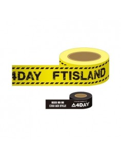 FTISLAND 스4DAY - TAPE SET