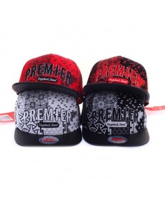 [CAP486] Premier All Over Snapback