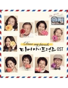 tvN Drama Dear MY Friends O.S.T CD