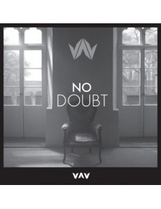 VAV 2nd Mini Album - NO DOUBT CD
