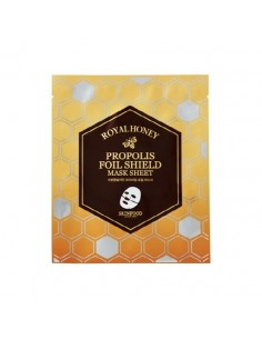 [Skin Food] Royal Honey Propolis Foil Shield Mask Sheet 25g