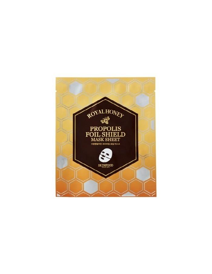 [Skin Food] Royal Honey Propolis Foil Shield Mask Sheet 25g