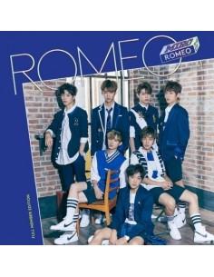 [Full Member Edition] ROMEO 3rd Mini Album - MIRO CD + Poster