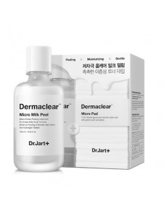 [Dr. Jart] Dermaclear Micro Milk Peel 100ml / 40pads