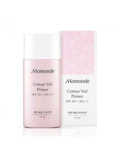 [Mamonde] Cotton Veil Primer 35ml SPF50+ PA+++