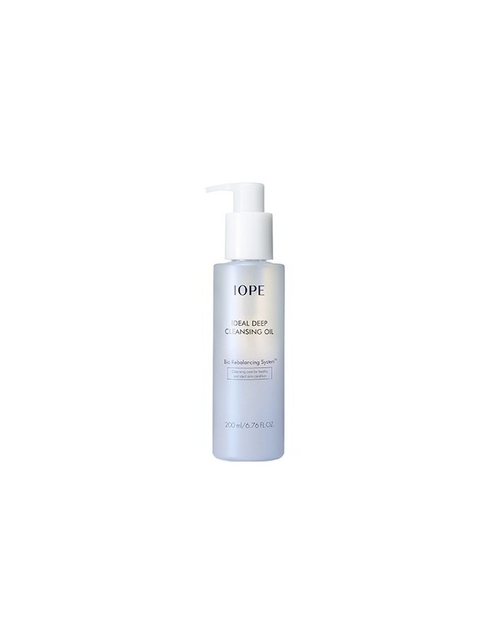[ IOPE ] IDEAL DEEP CLEANSING OIL 200ml