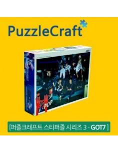 [PUZZLE CRAFT] GOT7 Star Puzzle Series - 500pcs / 1000pcs