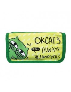 OKCAT - Pencil Case Ver.3 (green)