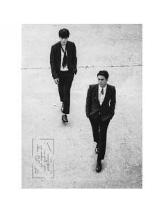 BEAST 3rd Album - HIGHLIGHT CD + Poster