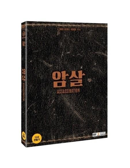 [DVD] Assassination 암살 DVD (2 Dics)