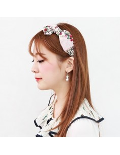 [AS193] Red Velvet Hairband