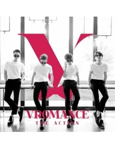 VROMANCE 1st Mini Album - THE ACTION CD