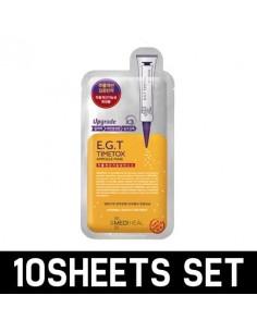 [ MEDI HEAL ] EGT TIMETOX Ampoule Mask pack 10sheets SET