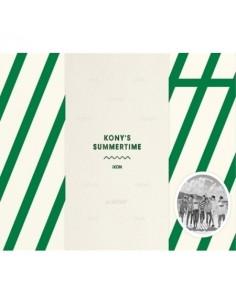 iKON - KONY'S SUMMERTIME (2 DISC)