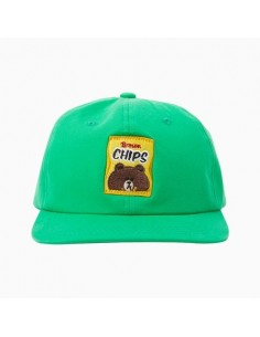 [LINE FRIENDS Goods] Deep Green Brown Chips Ball Cap