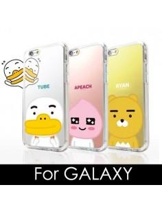 [ KAKAO FRIENDS ] KAKAO Mirror case - For Galaxy