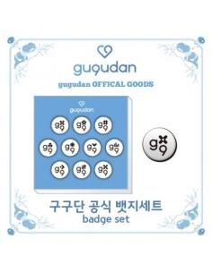 gugudan - Badge SET
