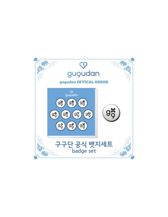gugudan - Badge SET