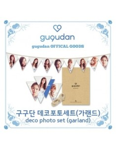 gugudan - Deco Photo Set (Garland)