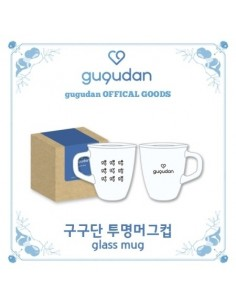 gugudan - Glass Mug