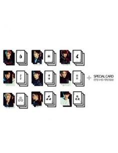 EXO - EXO PLANET.3 THE EXO'r DIUM in SEOUL : Supernatural Power Card Set
