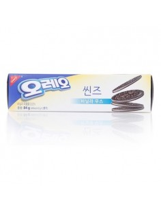 OREO Thins Vanilla Mousse 84g