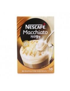 Nescafe Caramel Macciato 10ea 126g