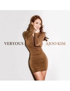 AJOO KIM 1st Album - VERYOUS CD