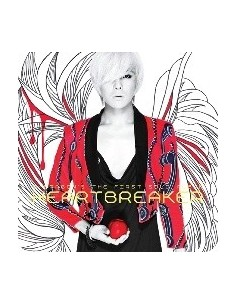 BIGBANG G-DRAGON 1st ALBUM HEARTBREAKER  Repackage [New Cover]