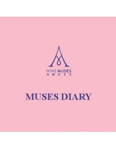 9 Muses A MUSES DIARY CD + Poster