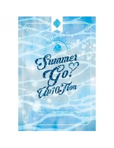 UP10TION 4th Mini Album - SUMMER GO CD + Poster