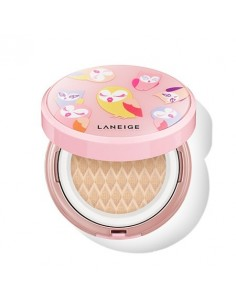 [LANEIGE] LANEIGE X LUCKY CHOUETTE BB Cushion - WHITENING SPF50+ PA+++