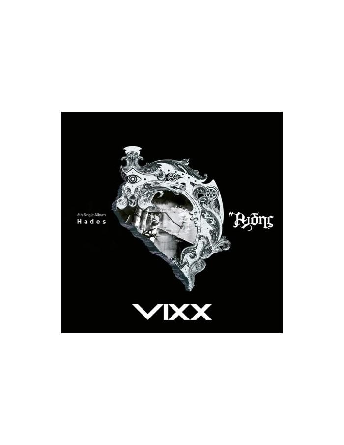 VIXX 6th Single Album - HADES CD + Random Poster