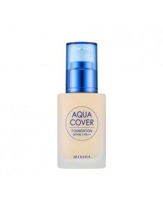 [MISSHA] Aqua Cover Foundation SPF20 / PA++ (4Colors)