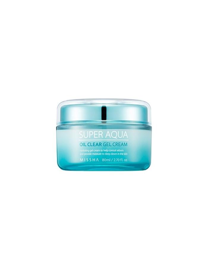 [MISSHA] Super Aqua Oil Clear Gel Cream 80ml