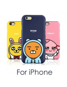 [ KAKAO FRIENDS ] KAKAO Cutty Silicone Bumper Case - For iPhone