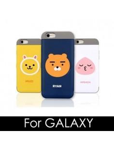 [ KAKAO FRIENDS ] KAKAO Card Double Bumper Case - For Galaxy