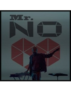 Jun. K 1st Mini Album - Mr. NO♡  CD + Poster