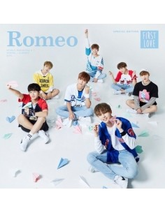 ROMEO SPECIAL EDITION - FIRST LOVE CD + POSTER