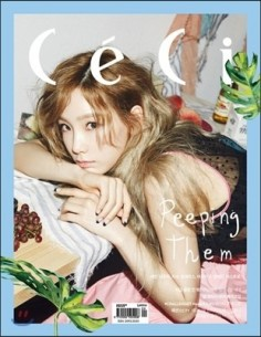Magazine CeCi Another Choice 2016-09 Tae-Yeon(SNSD), TWICE, GFRIEND, ASTRO