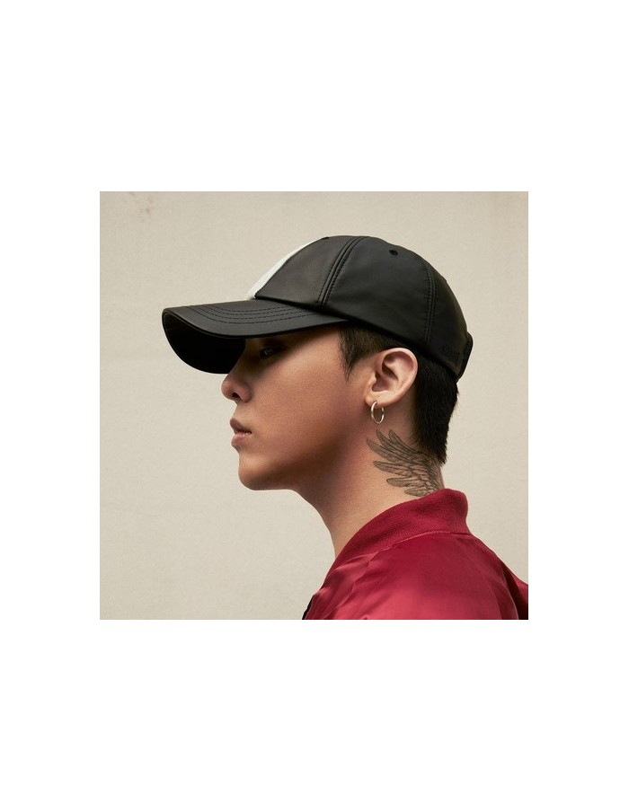 [ 8Seconds ] 8Seconds X G-Dragon : Leather Cap