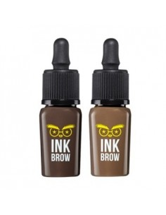 [Peripera] Wholly Deep Ink Brow 8g (2Colors)